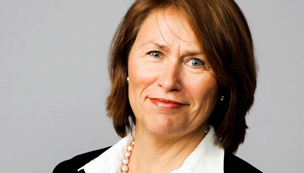 Grete Faremo. Foto: Scanpix/Berit Roald/Statsministerens Kontor