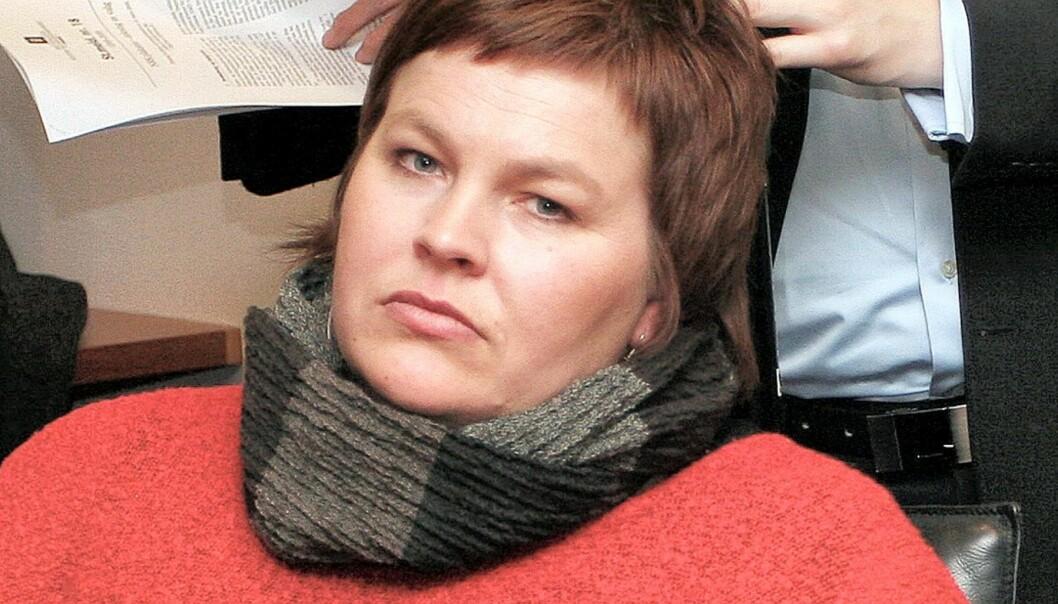 Elin Floberghagen. Foto: Birgit Dannenberg