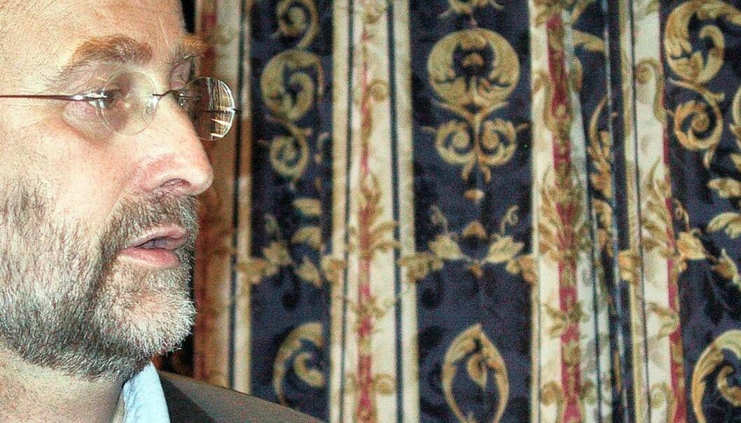 Erik Nord er styreleder i ABC Startsiden. Foto: Bjørn Åge Mossin