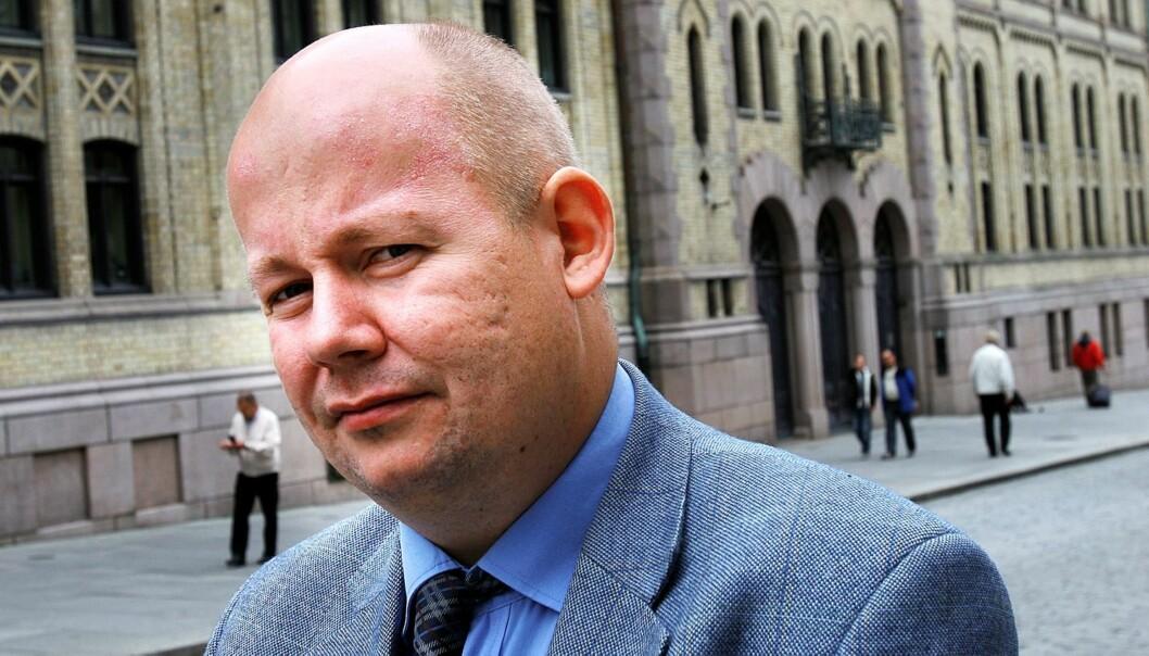 Torvild Sveen mener familien bør klage inn innslaget.
