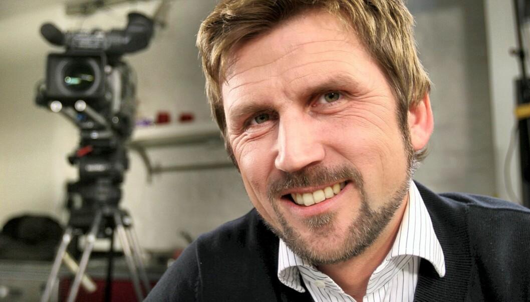 Håkon Haugsbø. Foto: Kathrine Geard