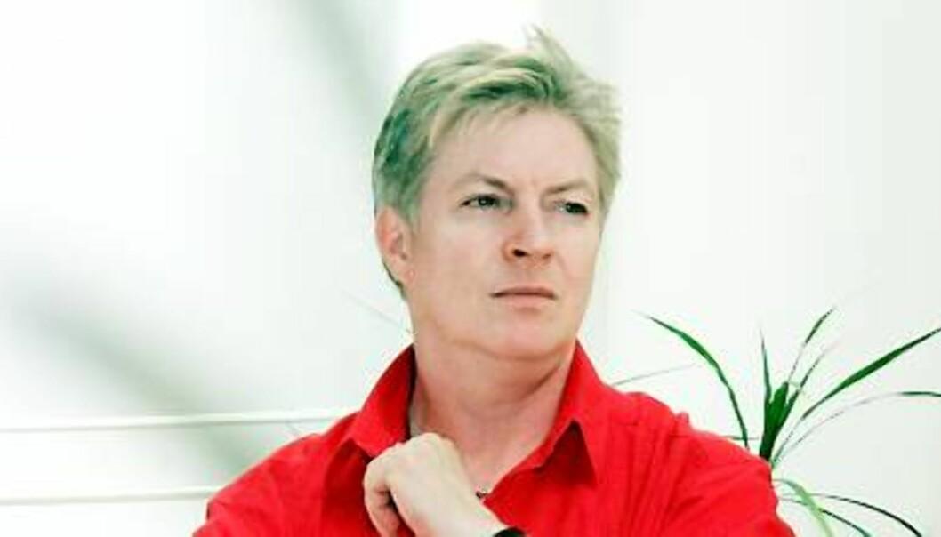 Renate Gensch er tillitsvalgt i Berliner Verlag. Foto: Birgit Dannenberg