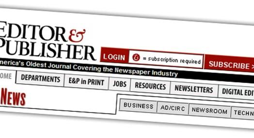 Legger ned mediefagblad