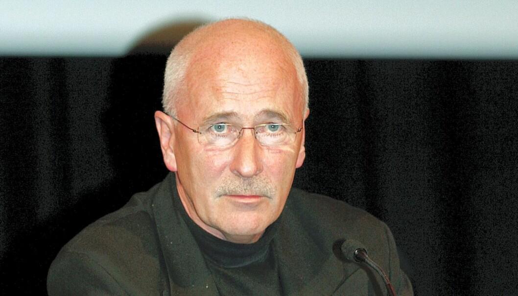 Stein Gauslaa døde brått lørdag. Foto: Birgit Dannenberg