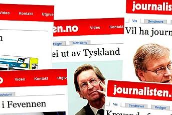 Journalisten og mediekrisen