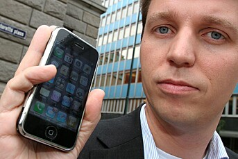 Kraftig vekst i mobilsurfing