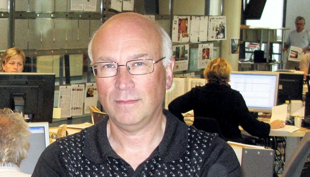 Johan Behrentz. Foto: Martin Huseby Jensen