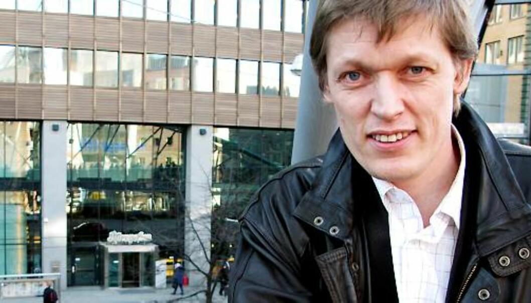 Jens Barland. Foto: Bjørn Åge Mossin
