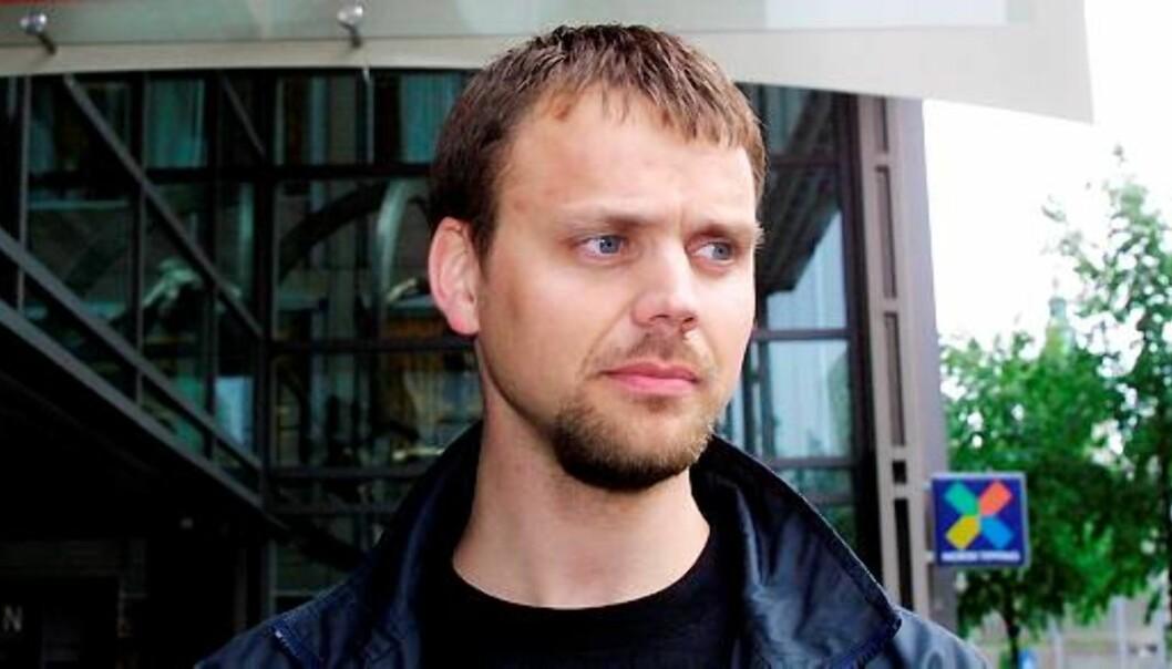 - Gjør døren høy og vid, men ikke fjern den, sa landsstyremedlem Audun Solberg (VG).