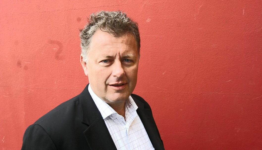 Nettavisens resultat faller, men ifølge ansvarlig redaktør Gunnar Stavrum skyldes dette at selskapet har gått over til en ny pensjonsordning.