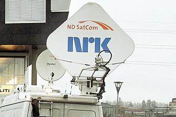 NRK samler fire av fem
