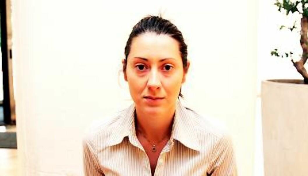 Diana Badi er nestleder i Dagbladets redaksjonsklubb. Foto: Birgit Dannenberg