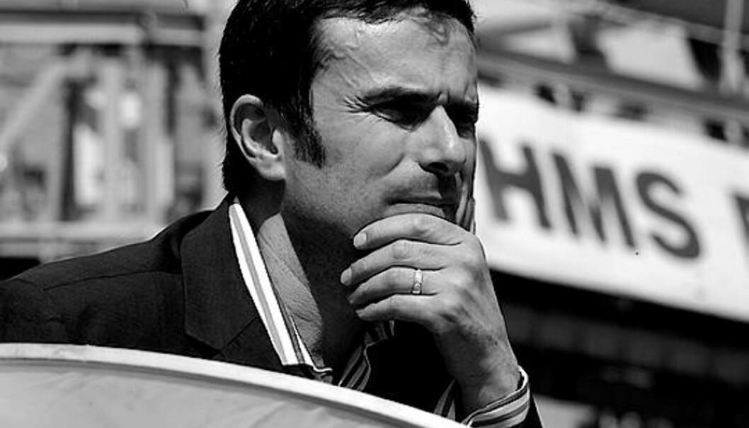 "Robert Peston. Foto: <a href=""http://flickr.com/photos/spunter/575151060/"">CREATIVE COMMONS, SouthBank Steve</a>"