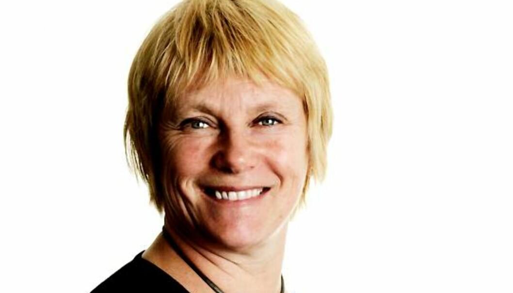 Hilde Haugsgjerd. Foto: Aftenposten