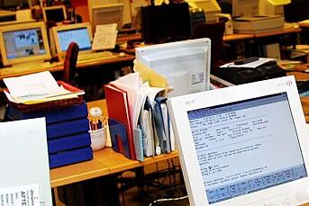 Desken blir i Harstad