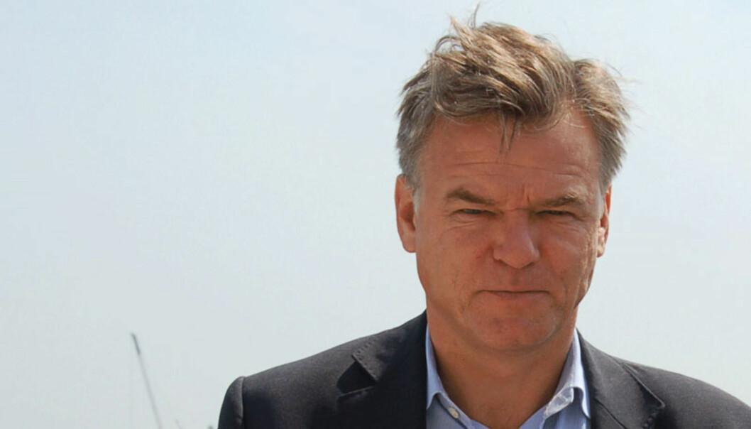 Metro-sjef Per Mikael Jensen er ikke imponert over journalisters evne til å lese tall. Foto: Metro international.