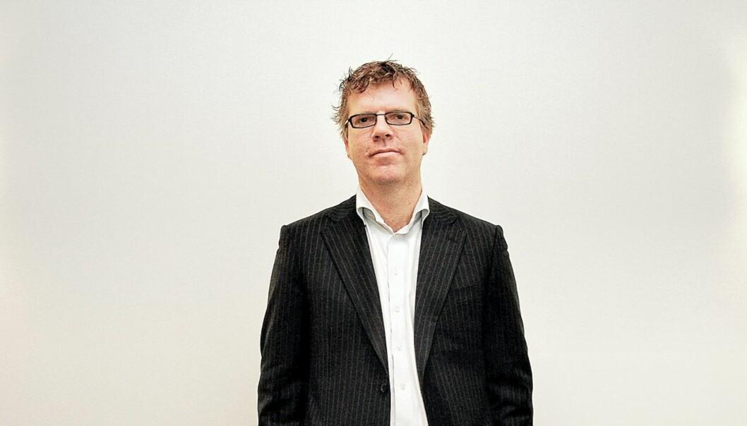 Jon Hustad. Foto: Birgit Dannenberg