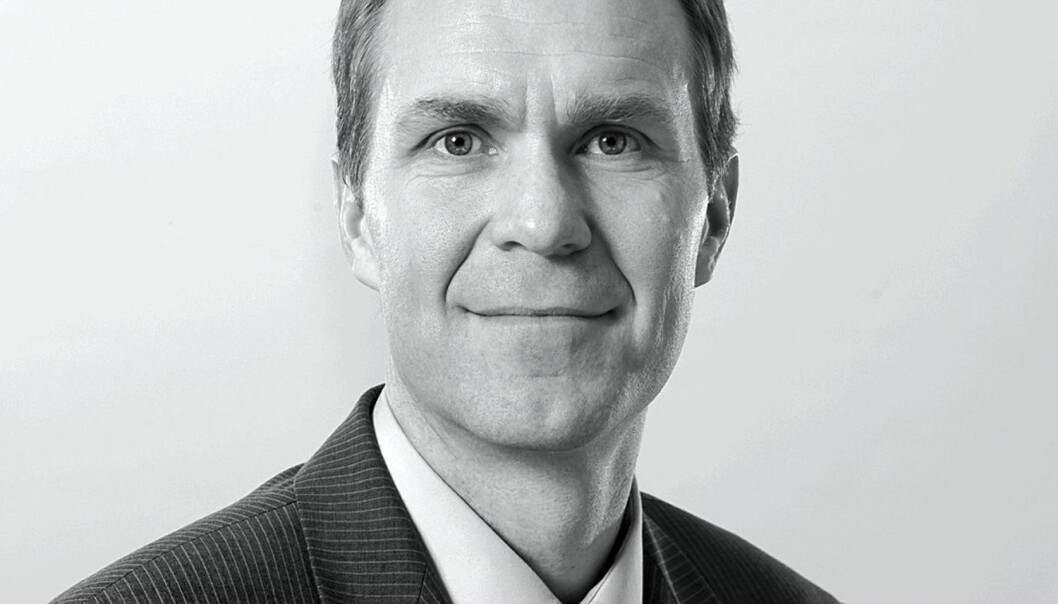 Helge Olav Bergan. Foto: Advokatfirmaet Haavind AS