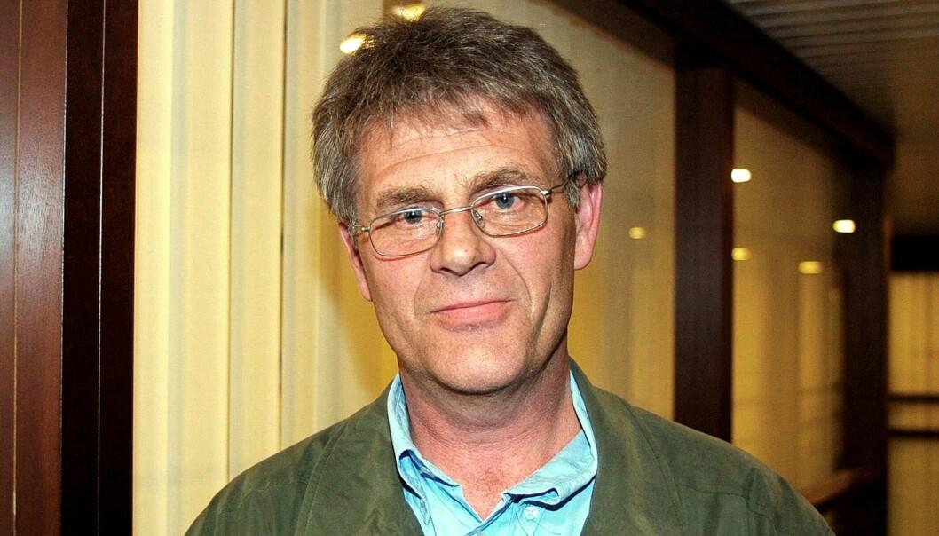 Arvid Sand er administrerende direktør i MBL. Foto: Kathrine Geard