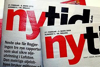Ny Tid i Dagsavisen
