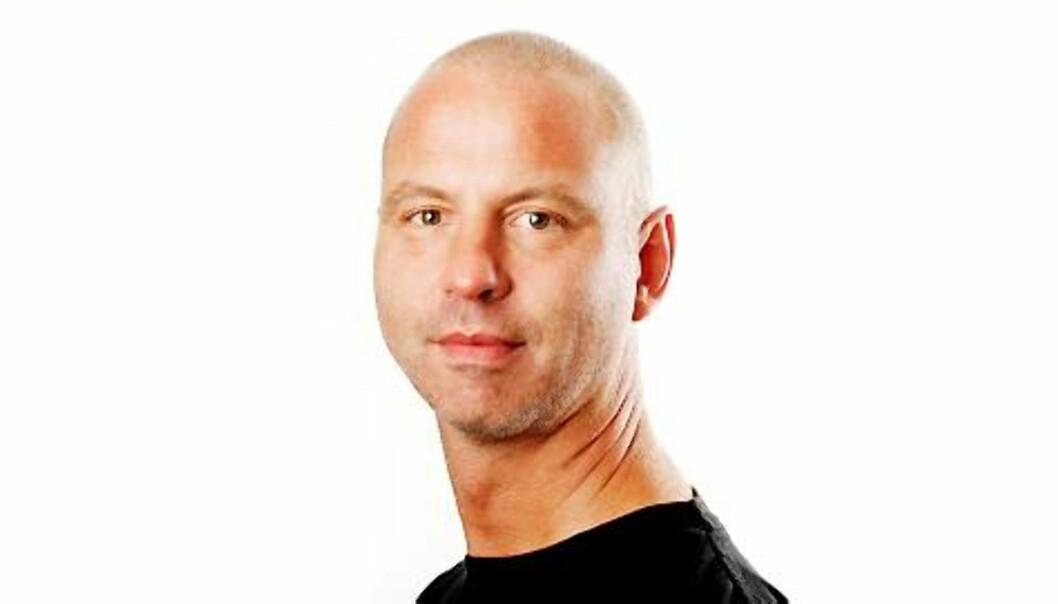 Steinar Vindsland er nestleder i redaksjonsklubben i Fædrelandsvennen. Foto: Lars Hoen