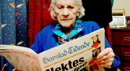 Jenny (109) fornyet abonnementet i juli