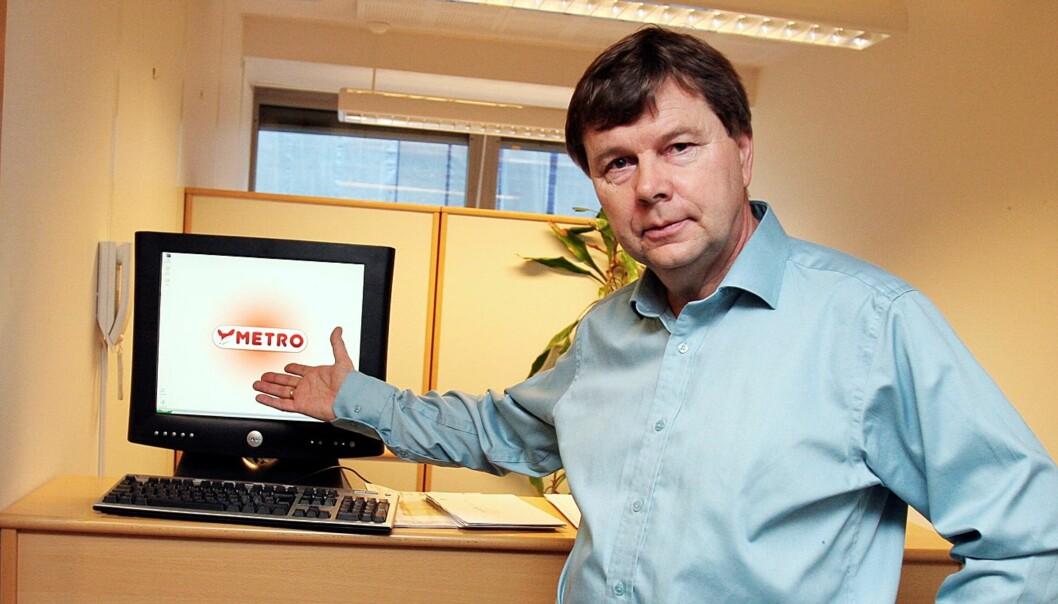 Svein Larsen. Foto: Birgit Dannenberg