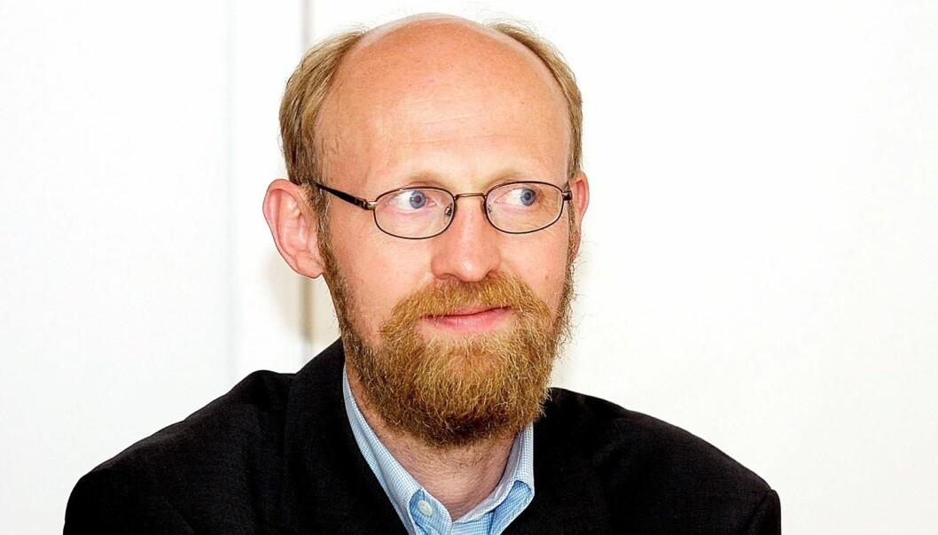 Yngve Slettholm blir leder for det nye utvalget. Foto: Birgit Dannenberg