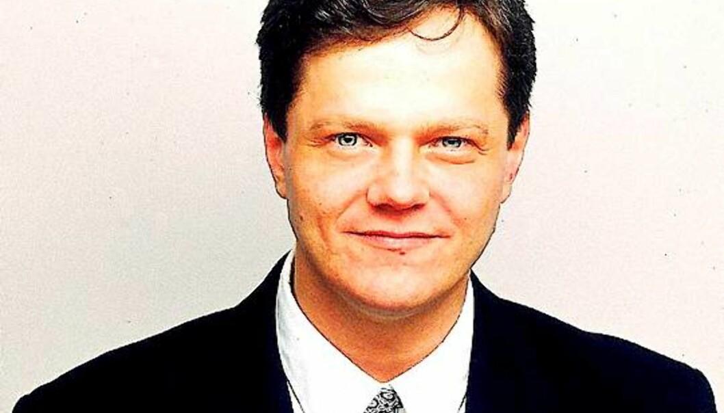 Stortingsrepresentant Ulf Erik Knudsen (Frp). Foto: Frp