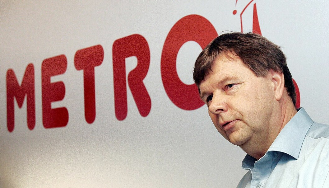 Den store vinneren av departementets omgjøringer er Svein Larsens Radio Metro. Foto: Birgit Dannenberg