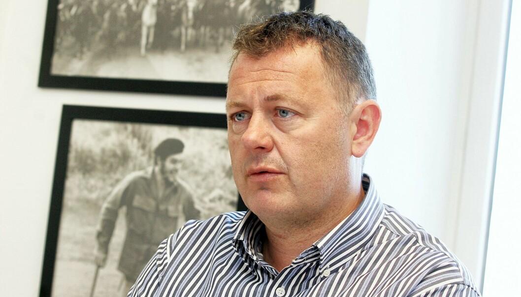 BETALING: Administrerende direktør Gunnar Stavrum satser tungt på utvikling av betalte brukertjenester. Foto: Birgit Dannenberg