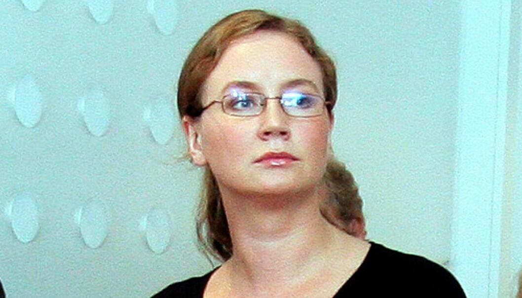 Kaia Storvik er klubbleder i Dagsavisen. Foto: Birgit Dannenberg