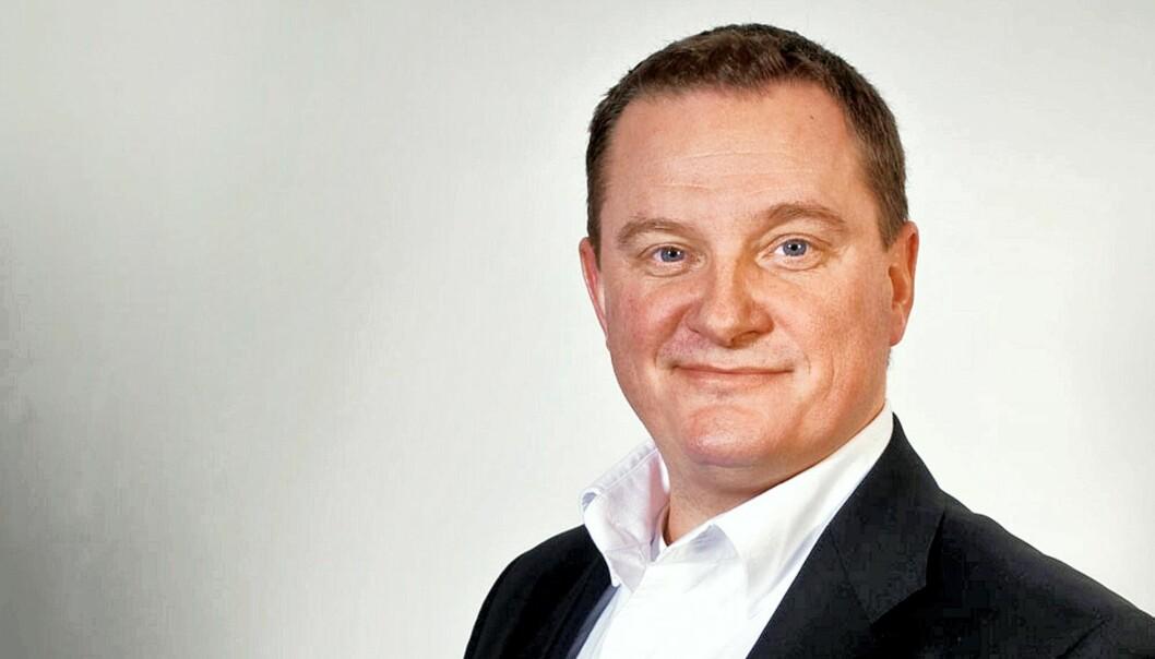 Hein Espen Hattestad var inntektsledende blant medielederne i 2008. Foto: MTG.