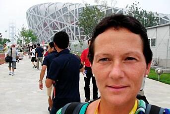Lokalaviser i Beijing-OL