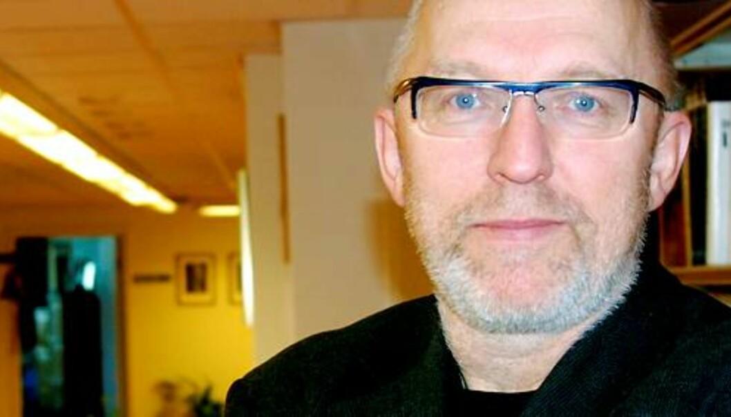 Sven Egil Omdal. Foto: Bjørn Åge Mossin