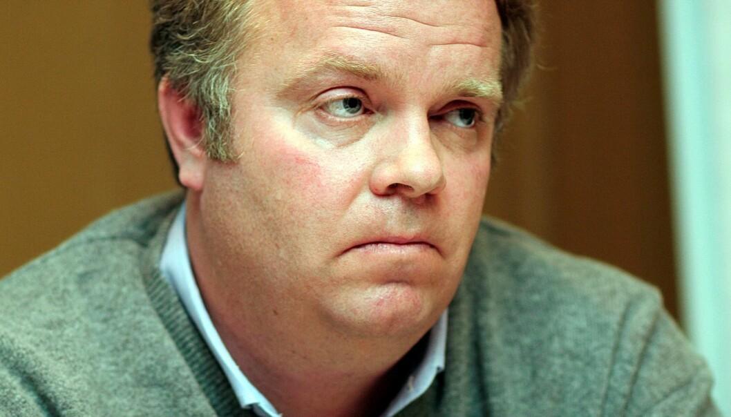 Jon Wessel-Aas. Foto: Birgit Dannenberg