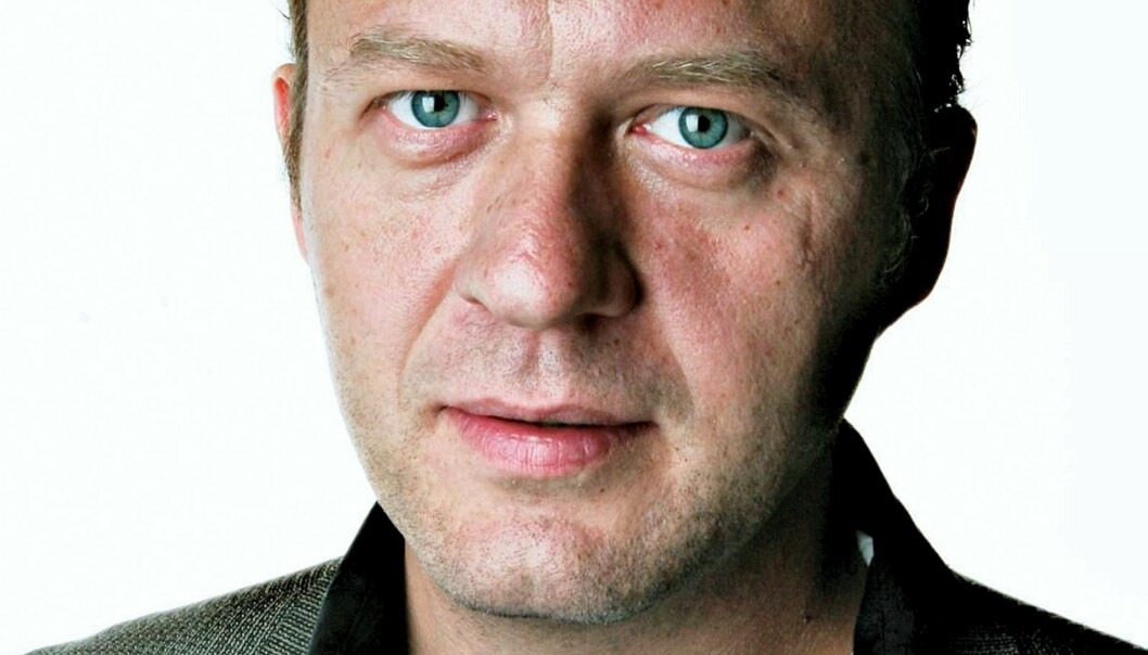 Peter Raaum. Foto: Sveinung Uddu Ystad / Dagbladet