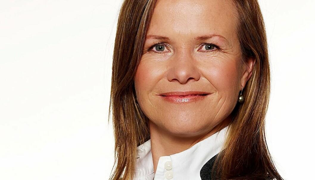 Anne Britt Berentsen. Foto: Hjemmet Mortensen
