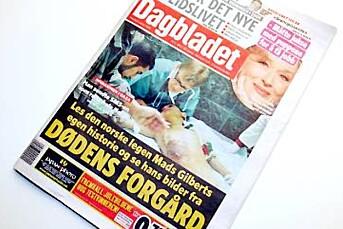Dagbladet mest pro-palestinsk