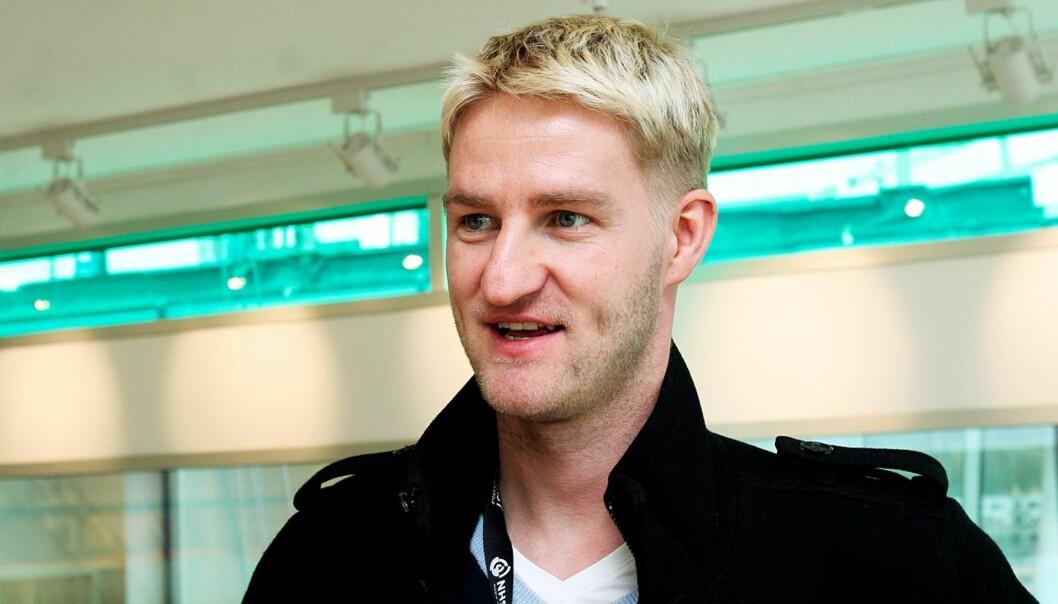 Martin Riber Sparre er klubbleder. Foto: Birgit Dannenberg