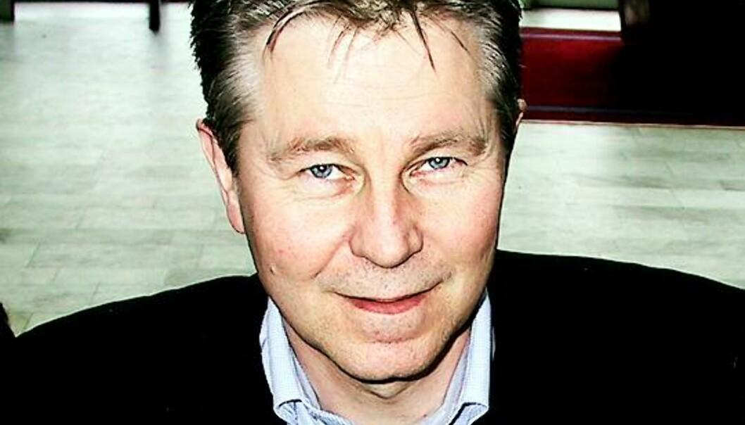 Arve Løberg. Foto: Bjørn Åge Mossin