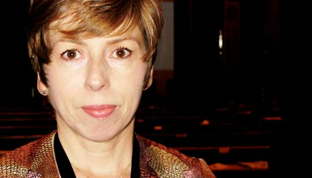 Francesca Unsworth. Foto: Martin Huseby Jensen