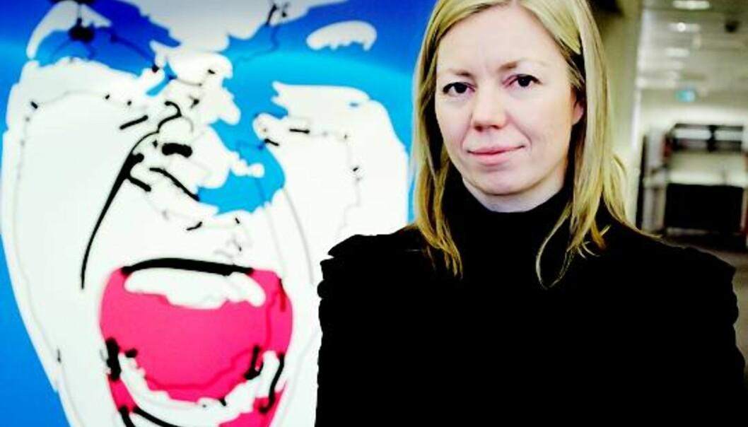 Trine Eilertsen. Foto: Paul S. Amundsen