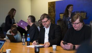 Lønnsoppgjøret i NRK er i gang - mandag fikk ledelsen overlevert kravene fra NRKJ