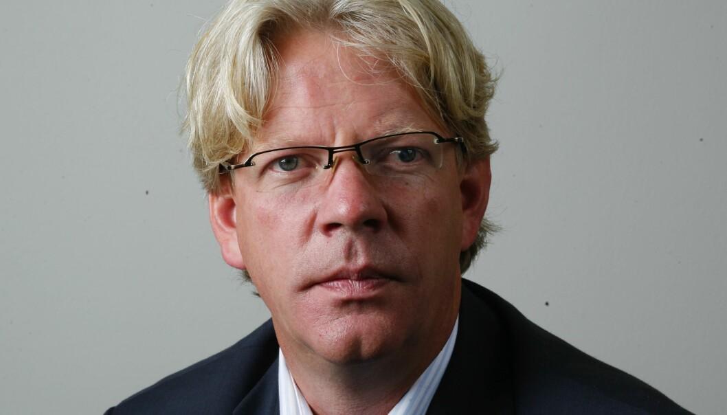 Tron Strand er valgt som ny leder for Pressens Offentlighetsutvalg.