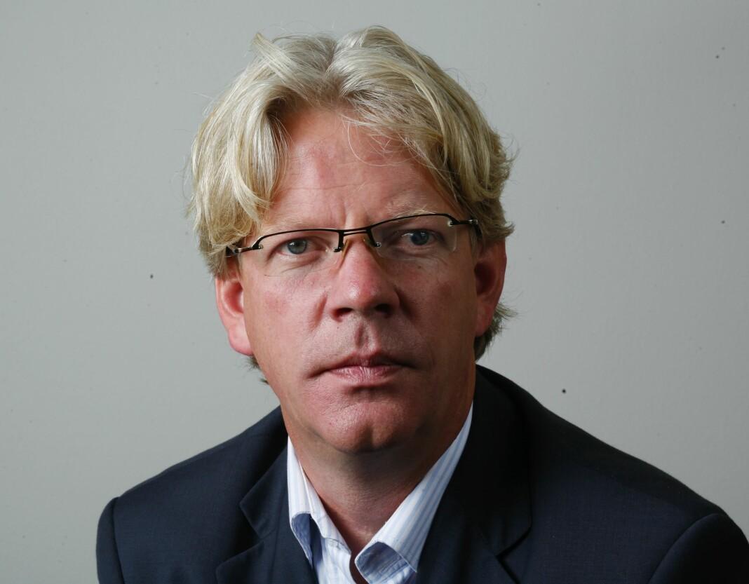 Tron Strand leder Pressens offentlighetsutvalg.