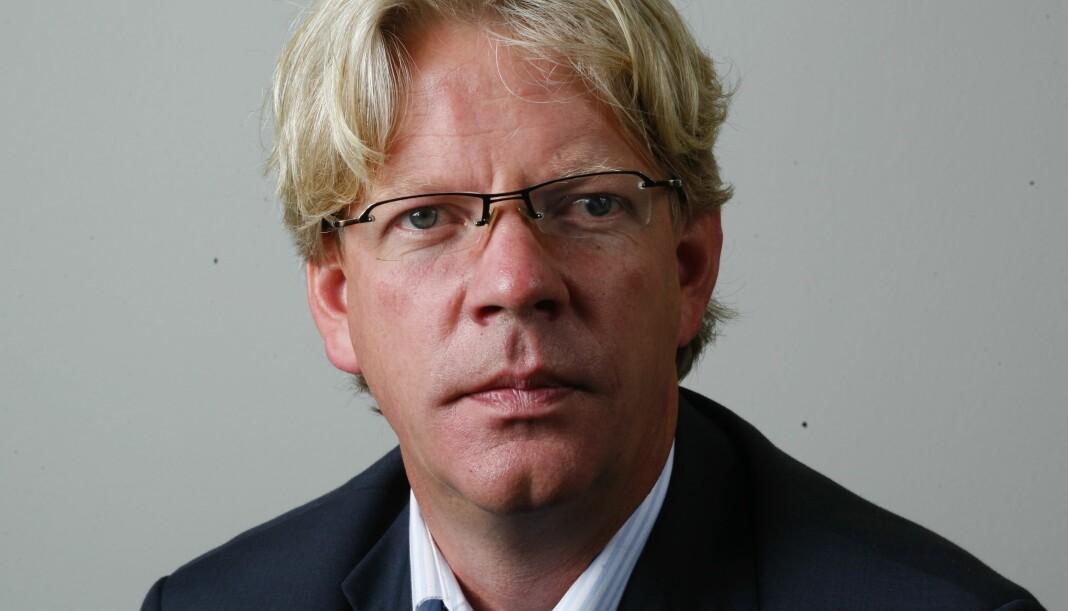 POU-leder Tron Strand venter på informasjon fra justisministeren om offentlighetsloven.