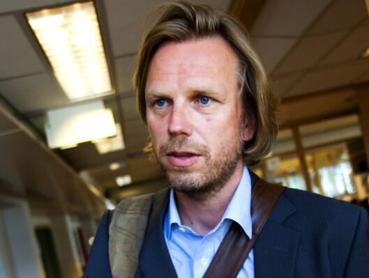 Programredaktør i NRK, Kyrre Nakkim. Arkivfoto.