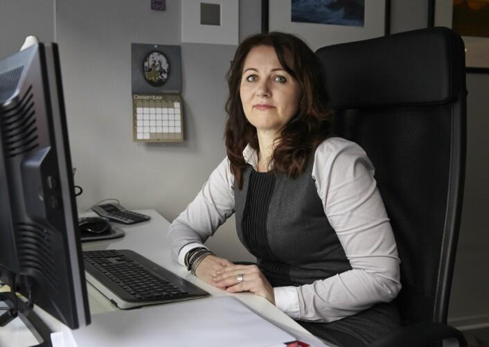 Reidun Kjelling Nybø, assisterende generalsekretær i Norsk Redaktørforening. Foto: Birgit Dannenberg