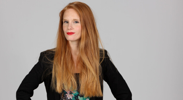 Susanne Kaluza. Foto: Bjørn Inge Karlsen / Egmont Publishing